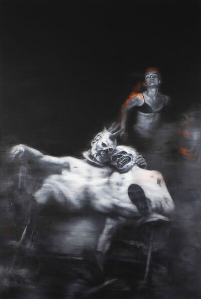 Josep Tornero, 'Helter_Skelter', 2018