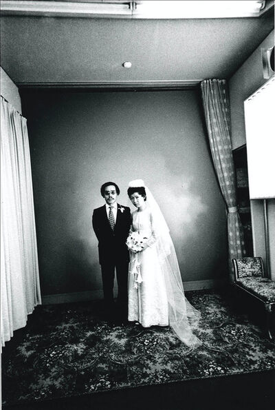 Nobuyoshi Araki, 'sentimental journey', 1971
