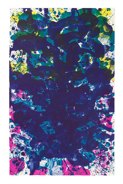 Sam Francis, 'Untitled (SF-238C)', 1972