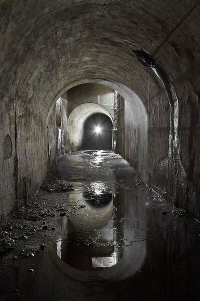 Michael Cook, 'East Toronto Sewer, From the series Water Underground', 2013