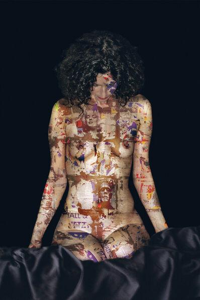 Yves Hayat, 'LA MACULEE CONCEPTION - MADONE DECHIREE', 2009-2011