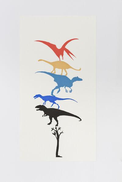Yto Barrada, 'Pile de dinosaure (Pile of dinosaures)', 2012