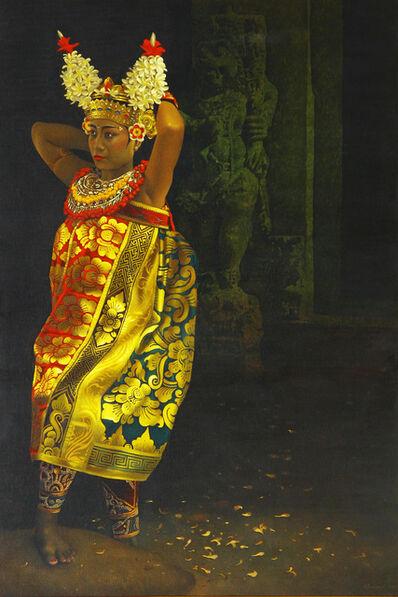 Rearngsak Boonyavanishkul, 'Bali dancer', 1993