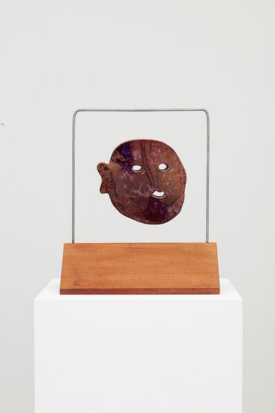 Kiki Kogelnik, 'Flying Face 3', 1990