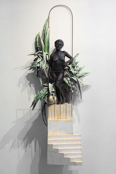 Cristina Córdova, 'Del balcón', 2019