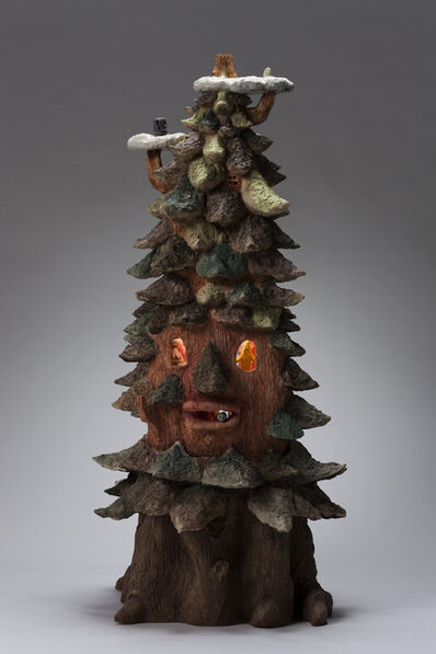 Naoki Koide, 'tree(house)', 2011