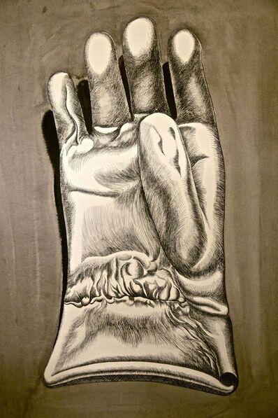 Giacomo Porzano, 'Glove', 1972