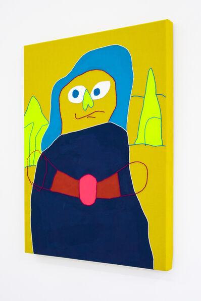 Caroline Wells Chandler, 'Munchy Mona ', 2019
