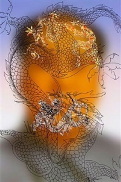 Huang Yan, 'Mao with Dragon', 2008