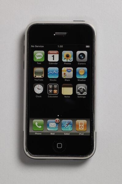 Jonathan Ive, 'iPhone', 2007