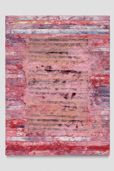 Tim Youd, 'Typewriter Ribbon Painting', 2019