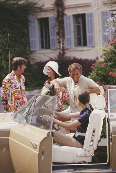 Slim Aarons, 'Holidaymakers in France ', 1969