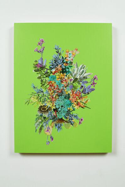 Stephen Eichhorn, 'Succulent Cluster (Green)', 2012