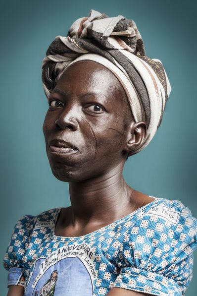 Joana Choumali, 'Mrs Martine', 2014