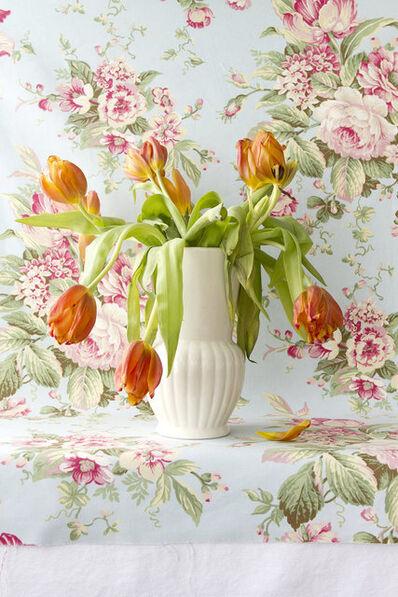 Kimberly Witham, 'Still Life with Orange Tulips', 2010
