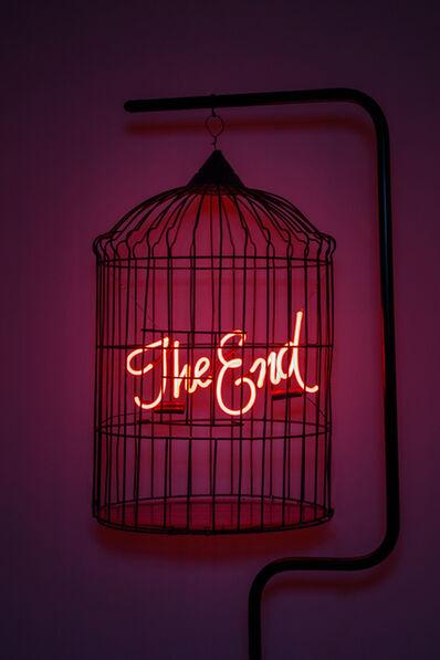 Olivia Steele, 'The End Cage', 2018