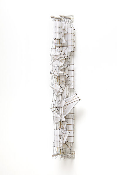 Jacob Hashimoto, 'This Universal Engine', 2019
