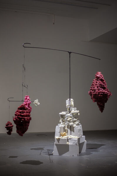 Andrew Luk 陸浩明, 'Dipole Antenna', 2020