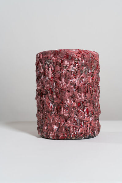 Morten Løbner Espersen, 'Red Cylinder', 2017