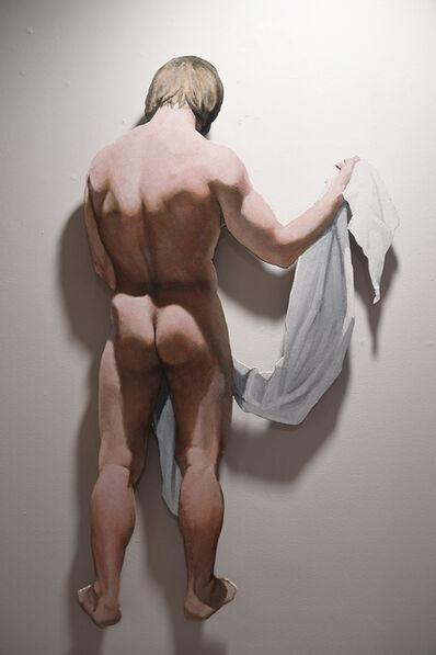 Shozo Nagano, 'Man Standing', 1985