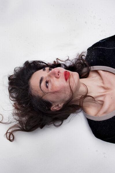 Elinor Carucci, 'Snow and gray roots', 2015