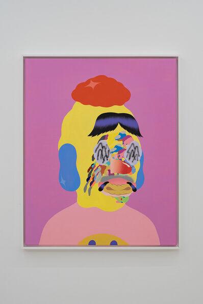 Grip Face, 'Generational disguise portrait #1', 2019