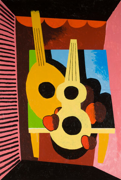Russ Warren, 'Still Life with Stringed Instruments', 2018