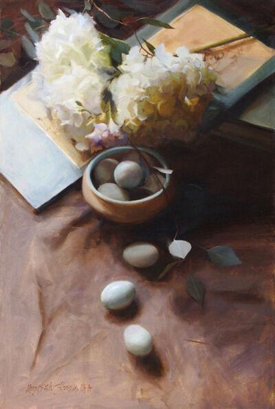 Mary Beth Karaus, 'Centered Beginnings', 2019
