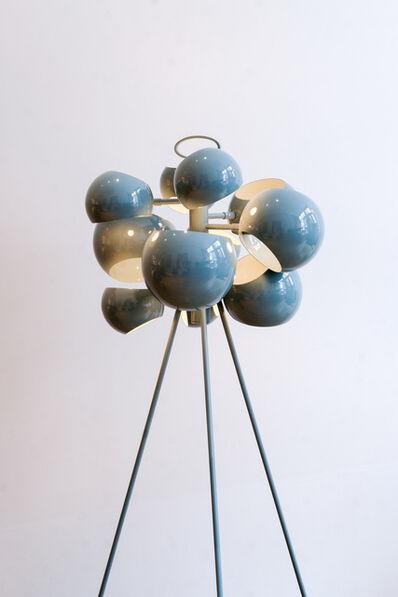 David Weeks, '316. Kopra standing- custom blue', 2018