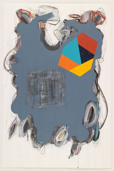 Peter Plagens, 'Untitled #1', 2010