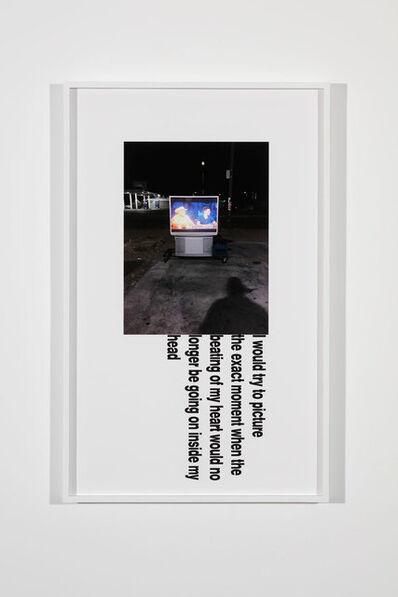 Juan Capistran, 'Fuck Your Job', 2019