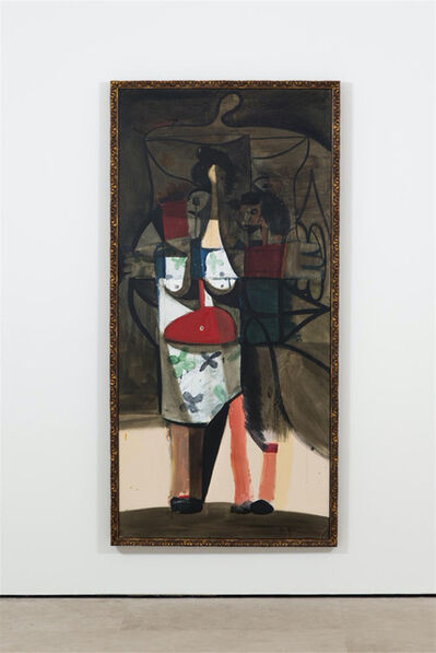 George Condo, 'Toy Soldier', 1992