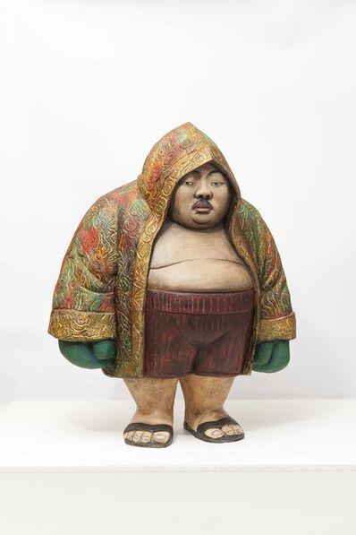 Kim Won Geun [김원근], 'Boxer With robe', 2017