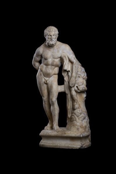 Unknown Roman, 'Farnese Hercules', Roman-2nd century AD