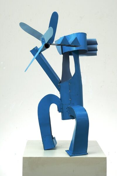Thomas Kiesewetter, 'Congolese Blue', 2018