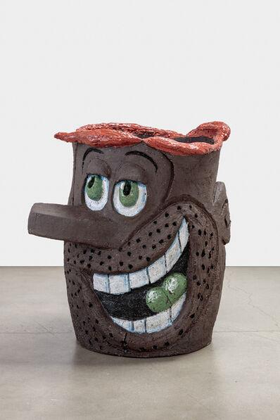 Kenny Scharf, 'Earth Flint Stone', 2019