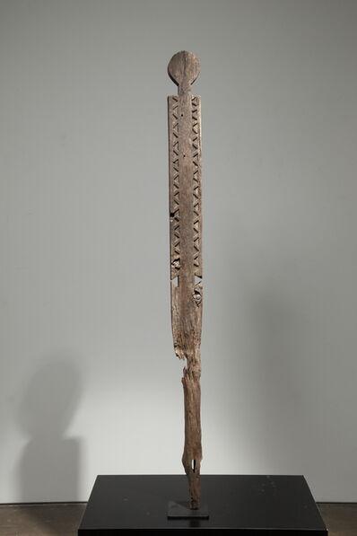 Unknown African, 'Mijikenda Tribe Vigango 5', 19th Century