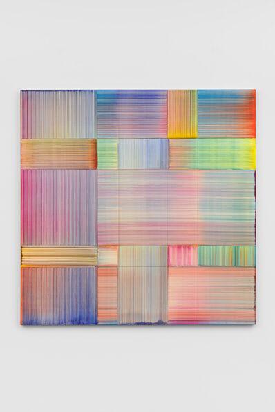 Bernard Frize, 'Sedy', 2019