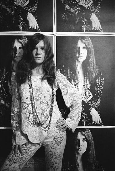 Baron Wolman, 'Janis Joplin', 1968