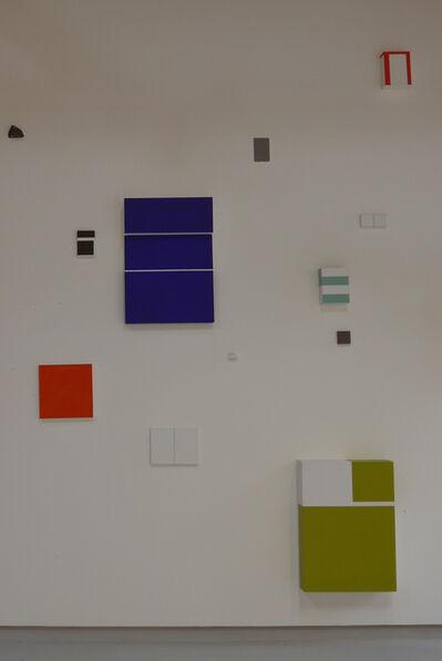 Elizabeth Jobim, 'Wall II', 2015