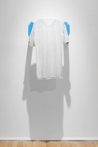 Robb Jamieson, 'A structure to Wear the Oldest Known T-Shirt', 2021