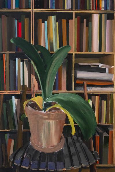 Erik A. Frandsen, 'Weie's Paintbrush, Falster', 2020