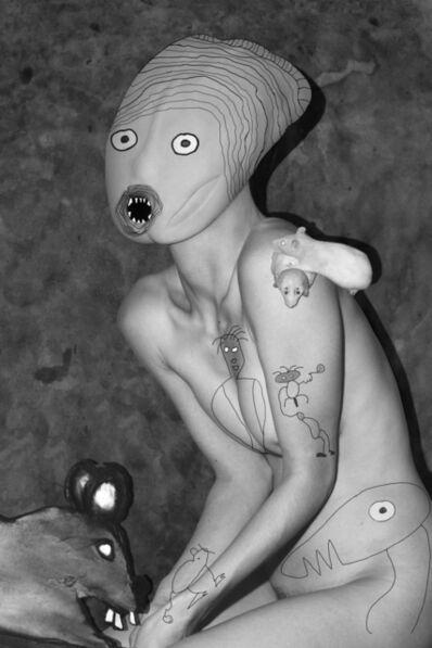 Roger Ballen, 'Rats', 2016