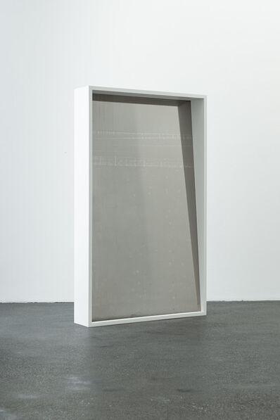 Liz Deschenes, 'Prototype for Gallery 7 (3)', 2016