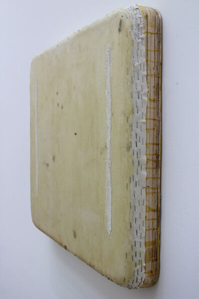 Otis Jones, 'Two Ivory Lines', 2020
