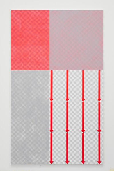 Nick Oberthaler, 'Not yet titled', 2016