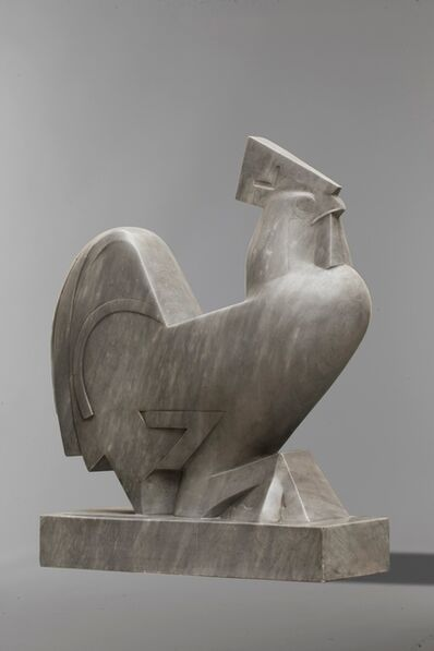 Joseph Csaky, 'Rooster', ca. 1926