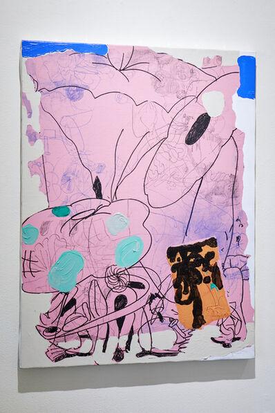 Antwan Horfee, 'Flower Burger', 2017