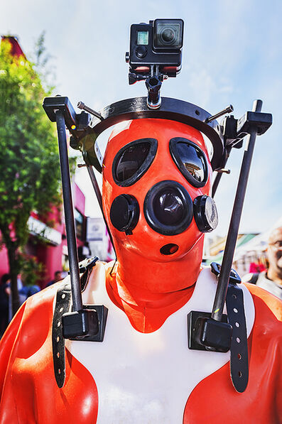 Mitchell Funk, 'Folsom Street Fair, BDSM Leather Event #17', 2015