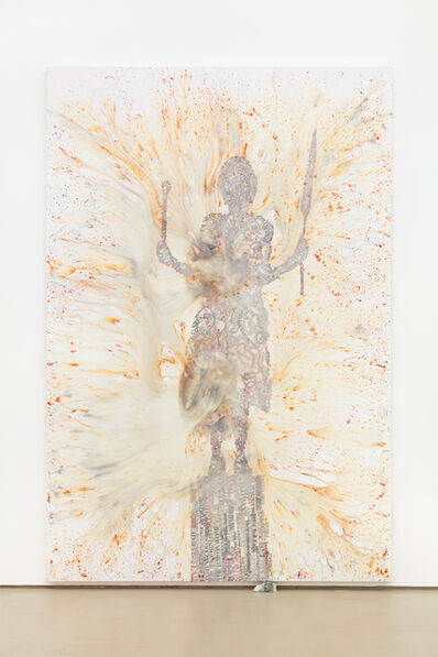 Penny Siopis, 'Restless Republic: Groundswell', 2017